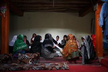Women's Self Help Group in Afghan Ishkashim.